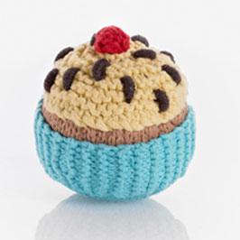 Cupcake Schoko Kirsch