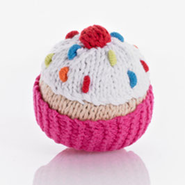 Cupcake Vanille-Streusel