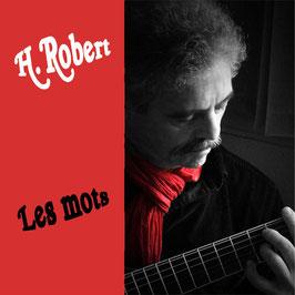 """Album    """"Les mots"""""""