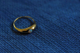 IZURI ring gold
