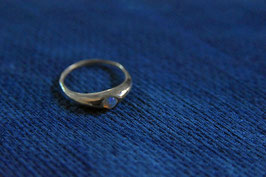 IZURI ring silver