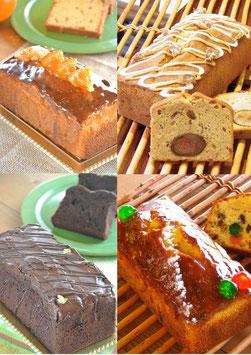 パウンドケーキ各種 1 本