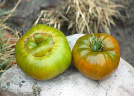'Smaragdapfel' Fleischtomate