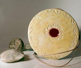 Collier Médaillon avec Gravure