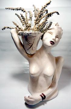 """Sculpture Décorative """"Beauté"""""""