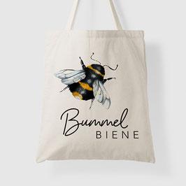 Baumwolle Tasche - Hummel