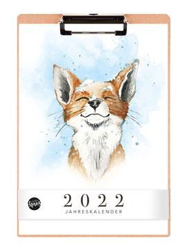 Wandkalender - 2022 Jahreskalender