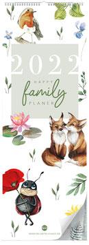 Wald – Familienplaner - 2022