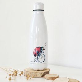 Flasche - Mr Red - Marienkäfer
