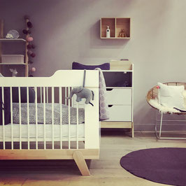 Lifetime Kidsrooms Babybett 70x140