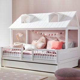 Lifetime Kidsrooms Beachhouse - Unser Traum-Bett in weiss