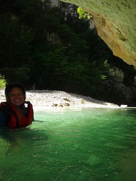 La randonnée aquatique