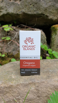 Ätherisches Oregano Öl 100% Bio 10ml