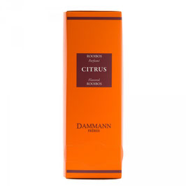 Dammann Frères - Rooibos citrus - Boîte 24 sachets