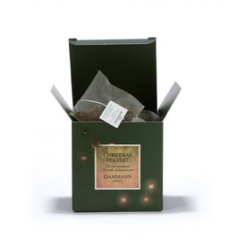 Dammann Frères - Christmas tea vert - Boîte 25 sachets
