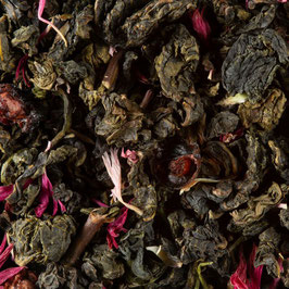 Dammann Frères - Oolong fruits rouges