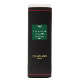 Dammann Frères - Touareg menthe - Boîte 24 sachets