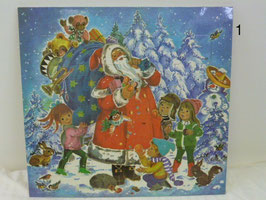 DDR Weihnachtskalender