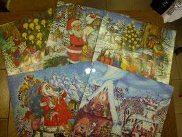 DDR Weihnachtskalender Sparpaket