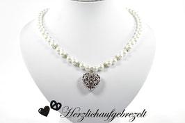 """Perlenkette """"Volles Herz"""""""