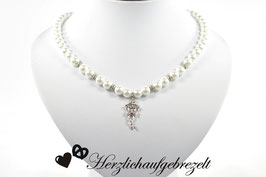 """Perlenkette """"Kuckucksuhr"""""""