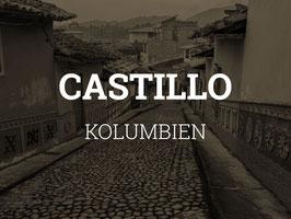 Rohkaffee Kolumbien, Castillo (1kg)
