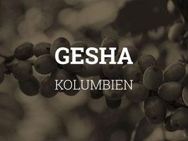 Rohkaffee Kolumbien, Gesha (1kg)