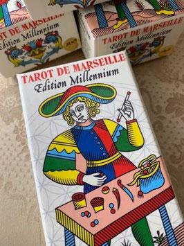 神聖幾何学マルセイユタロット Tarot de Marseille millenium edition