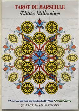 神聖幾何学マルセイユタロット カレイドスコープ