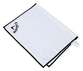Callaway Players Micro Fiber Towel, Handtuch Weiß