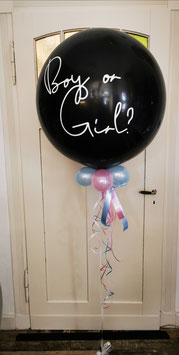Gender Reveal Riesenballon