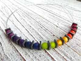 Collier Regenbogen