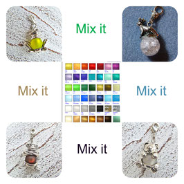 Mix it  2 Charms nach Wahl