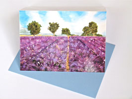 Kunst Karten Set 5 Stück