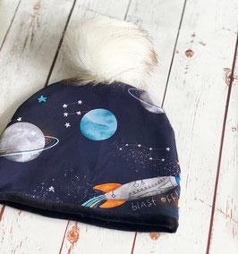 Bonnet Loose BLUE SPACE (Nouveauté)