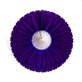 Papier-Blume Violett