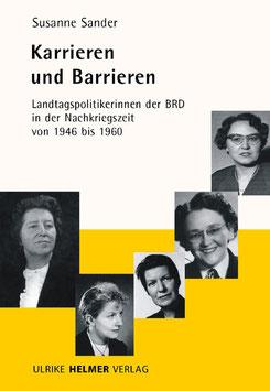 Susanne Sander: Karrieren und Barrieren