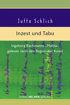 Jutta Schlich: Inzest und Tabu