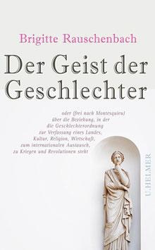Brigitte Rauschenbach: Der Geist der Geschlechter