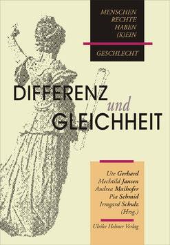 Ute Gerhard, Andrea Maihofer (Hg.): Differenz und Gleichheit