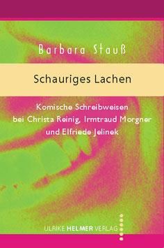 Barbara Stauß: Schauriges Lachen