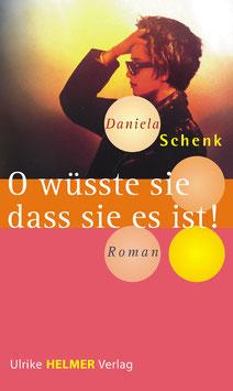 Daniela Schenk: O wüsste sie, dass sie es ist!