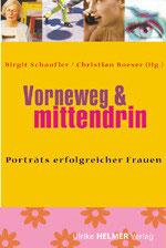 Christian Boeser und Birgit Schaufler (Hg.): Vorneweg und mittendrin