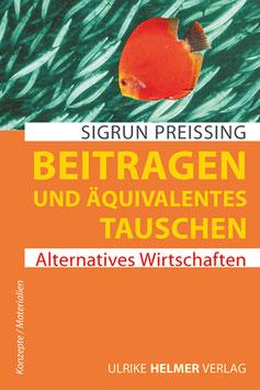 Sigrun Preissing: Beitragen und äquivalentes Tauschen