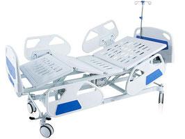 Cama de hospitalizacion electrica.