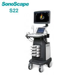 Ecografo Estacionario Color Sonoscape S22