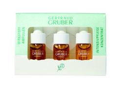 Meristem Ampullen 3x4 ml  - Soforthilfe für gestresste Haut