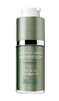 AUTHENTIQUE Eye & Lip Contour Lift 15 ml   - Spezialpflege mit Soforteffekt