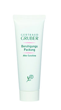 Beruhigungspackung 50 ml   -   After Sunshine Pflege