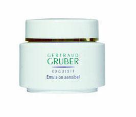 EXQUISIT Emulsion sensibel   -   Extra Pflege für zarte Haut
